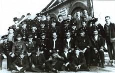 Članovi društva 1951. godine