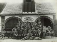 Posveta novosagrađenog spremišta 5.8.1928.